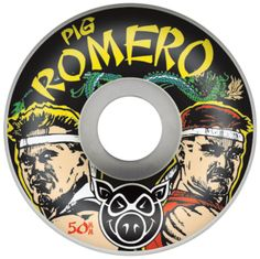 Leo Romero Pig Wheels Comercial - Clube do skate