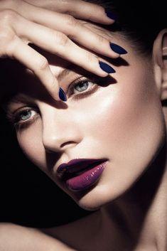 Judy Casey - News - Georgina Billington - New Beauty #makeup #georginabillington