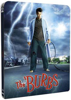 The 'Burbs Arrow Steelbook The 'burbs, Arrow, Arrows