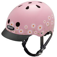 Back to school alert! Don't forget a #Nutcase street helmet for your kiddo - This one is the #DaisyPink  #Bmini