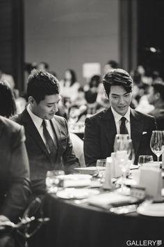 Kim Woo Bin and kang ha neul