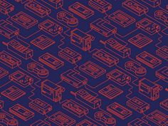 Nineties Pattern Dribbble / Popular Get a FFFFound invite! Geometry, Invitations, Invite, How To Get, Texture, Retro, Pictures, Inspiration, Vintage