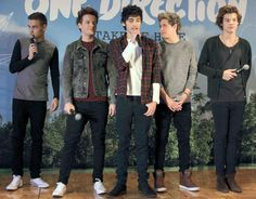 One Direction.... nialler..... Whatcha doing with that microphone?