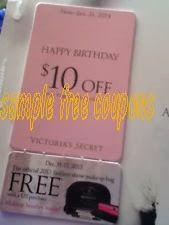 Victoria secret birthday coupon codes