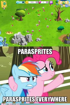 One of the many problems w/ Gameloft's MLP Game