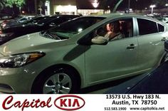 https://flic.kr/p/DY4Rn3 | Happy Anniversary to Rochelle on your #Kia #Forte from Reid Johnson at Capitol Kia! | deliverymaxx.com/DealerReviews.aspx?DealerCode=RXQC