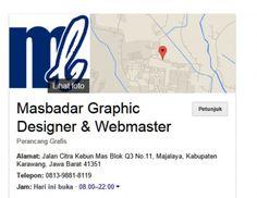 Masbadar Jasa Desain Web Terbaik dan Desain Grafis 1