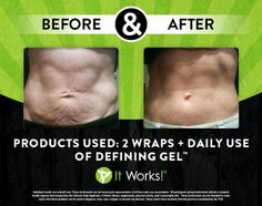 It Works!  www.wrappedbyreagan.com