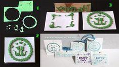 Como hacer un sello personalizado para nuestros trabajos