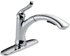 Delta 4353-DST Linden Single Handle Pull-Out Kitchen Faucet 3 - Best Pool Out Kitchen Faucet