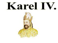 Karel IV..> Celtic, The Past, Christmas Ornaments, Fashion History, City, Holiday Decor, Spring, Summer, Historia