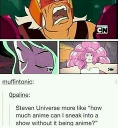 Steven Universe,the best anime!