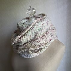 Ravelry: Phydelle Infinity Scarf / Cowl pattern by Brenda Lavell