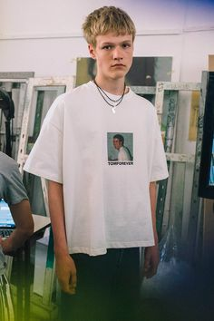 SUNNEI SS18 Backstage! - Fucking Young!