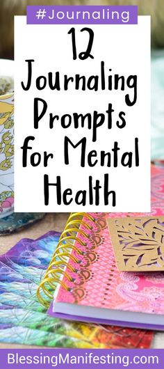 12 Journaling Prompts for Mental Health! Journaling has been a huge aspect of my mental health so here are 12 prompts to help you analyze mental health. Mental Health Disorders, Stress Disorders, Bipolar Disorder, Journal Prompts, Writing Prompts, Journal Ideas, Christian Journaling Prompts, Journaling For Anxiety, Funny Memes