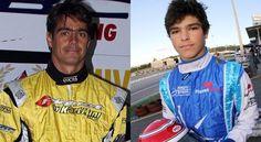 Filho de Nelson Piquet participa do Campeonato Brasileiro de Kart   VeloxTV