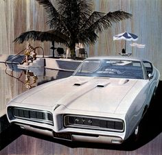 1968 Pontiac GTO Hardtop Coupe: Art Fitzpatrick and Van Kaufman