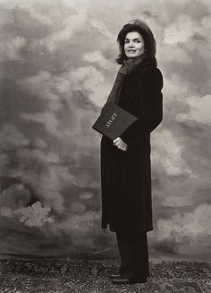Hank O'Neal (American, b. 1940) Jacqueline Onassis, New York, 1979 Gelatin silver, printed later 12-7/8 x 9-1/4 inches (32.7 x 23.5 cm) Signed, titled, and dated in pencil mount recto; the photographer's stamp mount verso.