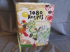 """Spanish Cooking Book by Simone and Ines Ortega, """"1080 Recipes"""" by TheBookE on Etsy"""