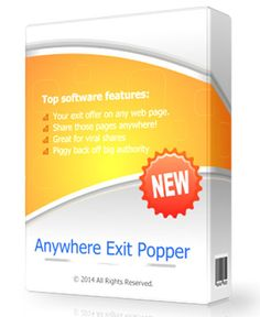 Anywhere Exit Popper (PU)