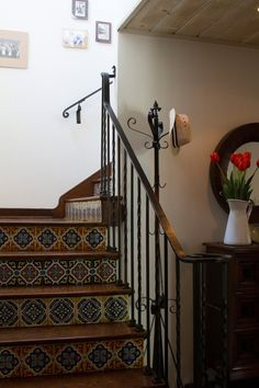 Lucie & Chris' Spanish Colonial in the Hollywood Hills