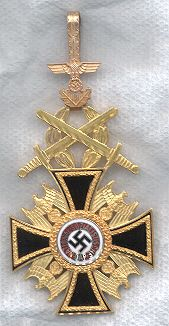 Political decorations of the Nazi Party - Wikipedia, the free encyclopedia