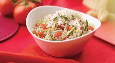 Summer Chia Rice Salad