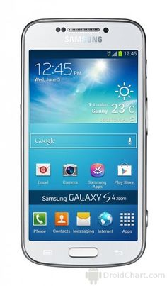 Samsung Galaxy S4 Zoom / SM-C1010