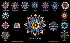 The #canada150 program begins! Dot your copy of the Canada 150 #mandala to celebrate from where ever you are in the world. All the details, patterns, and corresponding tools at www.travellingkindnessrocks.ca. #Canada #dots #novascotia #newbrunswick #Ontario #quebec #newfoundland #princeedwardisland #manitoba #alberta #britishcolumbia #yukon #northwestterritories #nunavut #worldpeace #connected #spreadkindness #beautiful_mandalas #confederation #dotmandala #zentangle