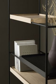 Interesting Tray Shelf Construction By Woud On My Radar New Designs From Maison Objet That You Ll Want For Your Own Home