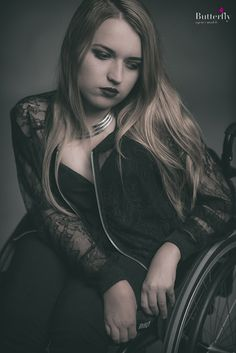 #wheelchairfashion #fashion #rockfashion #sexygirl #polishgirl #ootd http://www.Vamppiv.pl