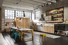 cocinas loft - Buscar con Google