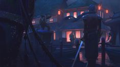 Badass Fantasy Illustrations by Klaus Pillon