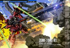 GUNDAM GUY: Mobile Suit Gundam Mechanic File - High Quality Image Gallery [Part 15]