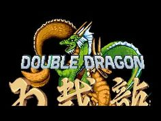 Double Dragon Arcade Archives gameplay until the End Ps4 Gameplay, The End Game, Arcade Games, Tube, Dragon, Videos, Dragons