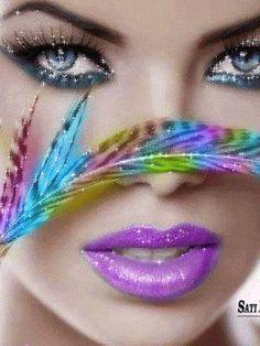 Glitter Gif, Glitter Balloons, Glitter Paint, Glitter Fabric, Butterfly Eyes, Splash Images, Amazing Gifs, Beautiful Gif, Foto Art