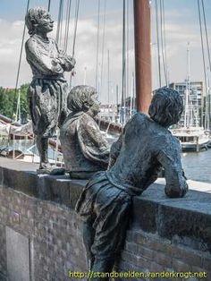 Animal Sculptures, Sculpture Art, Rotterdam, Cute Art, Netherlands, Dutch, Street Art, Around The Worlds, History