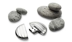 lacie-galet-4gb-luxurious-usb-key Usb Drive, Usb Flash Drive, Bees, Packaging, Creative, Wrapping