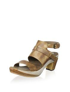 54% OFF Antelope Women\'s Slingback Sandal (Mocha)