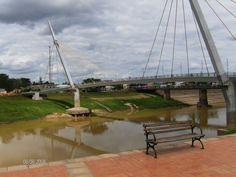 Ponte principal da cidade de Rio Branco/AC
