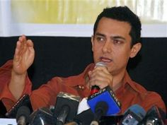 The unmistakable hypocrisy.                    Bollywood actor, Aamir Khan PHOTO: REUTERS