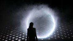 http://projection-mapping.org/projection-mapping-fog-light-sculptures/