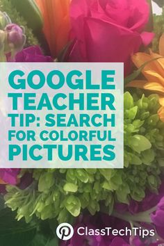 A quick tip for teachers and students. When would you search by color in Google Images? Here are a few reasons to use this special trick!