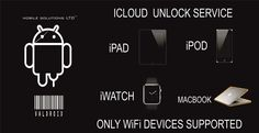 iCloud Unlock / Removal service. iPod, iPad, iWatch, iMac, iPhone (WiFi only). Contact Us Before Buying This Service. We Work 24/7.  #icloudunlock #ipadunlock #icloudremoval #icloudbypass #icloud