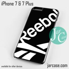 Reebok1 Phone case for iPhone 7 and 7 Plus