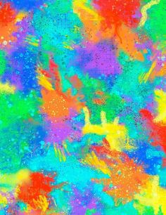 Sheep Fabric, Timeless Treasures Fabric, Rainbow Wallpaper, Gabel, Animal Party, Rainbow Colors, Printed Cotton, Fabric Design, Color Pop
