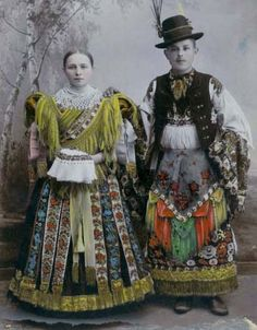 Magic embroidery originally from Hungary - Mathio Roses - Masters Fair Traditional Fashion, Traditional Dresses, Folk Costume, Costumes, Hungarian Embroidery, Satin Material, My Heritage, Blogger Tips, Blog Planner