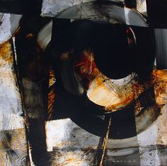 Abstract III by Peter Pharoah