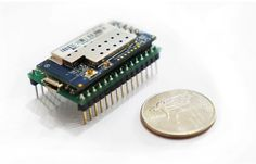 WifiDuino Chip Sized Arduino With Wi-Fi And Mini OLED Screen - WifiDuino has been designed to offer users an open-source Arduino-compatible, wifi-enabled board enabling makers and developers to use Arduino IDE (Integrated Development Environment) interface platform to easily create Wi-Fi support devices. | Geeky Gadgets