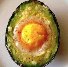 Easy Paleo Breakfast Recipe (not sure how I feel about baked avacado. It's worth a try.)